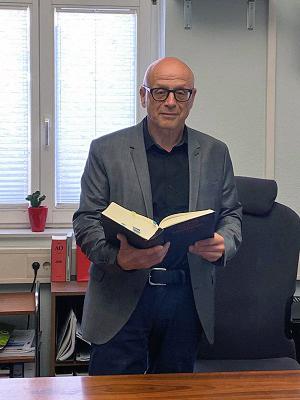 Rechtsanwalt Egbert Weigel