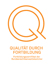 Fortbildungszertifikat der Bundesrechtsanwaltskammer – Qualität durch Fortbildung